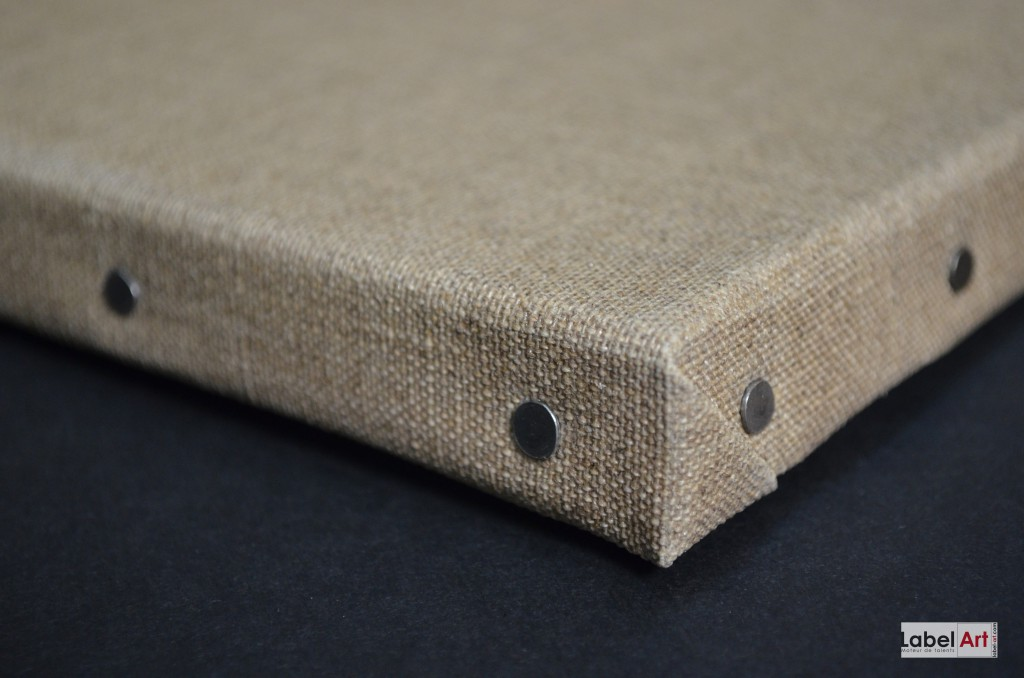 chassis lin naturel label art