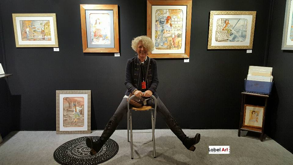 Muriel Marhic - Salon d'Art Marseille