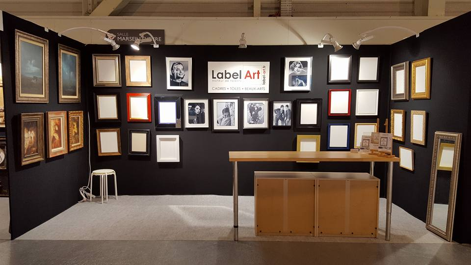 Stand Label Art - SIAC MArseille 2017